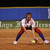 Hays Lady Rebel softball plays Del Valle at home