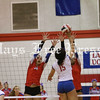 Hays volleyball falls to westlake in four