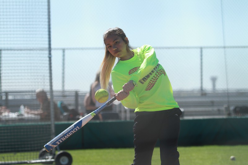 Lehman home run derby pics