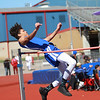 hays and lehman track at the Lobo Relays