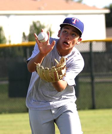 Lobo baseball camp 2016