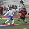 Lehman soccer at Rebel Cup vs. Manor
