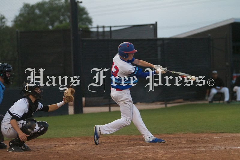 Hays baseball tops Vandegrift 3-1 at Vandy