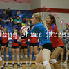 Hays volleyball falls to Westlake in four sets