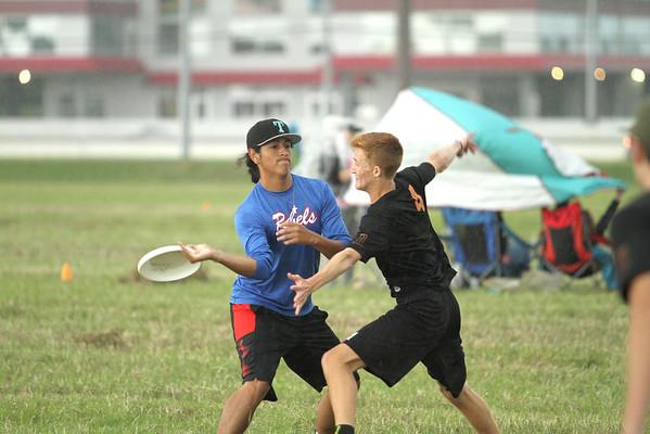 Rebel Ultimate Frisbee