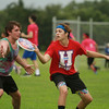 The third annual Ultimate Frisbee tournament at Hays High