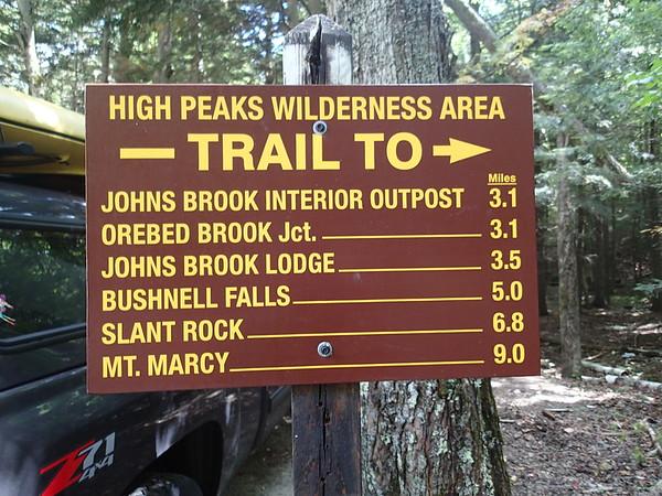 Haystack, Basin and Saddleback Climb
