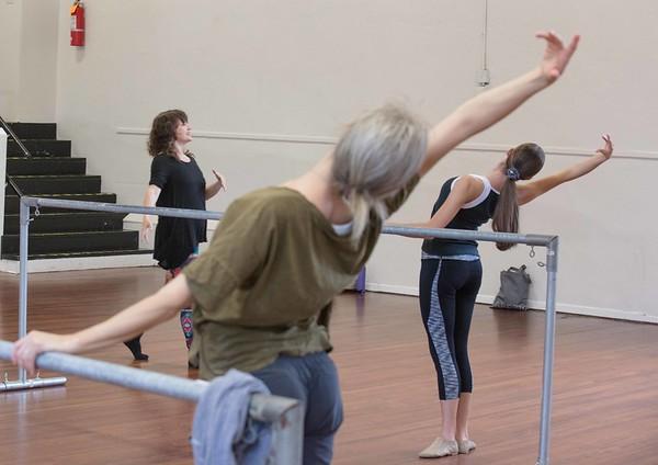 Haywood County Arts Council dance workshop