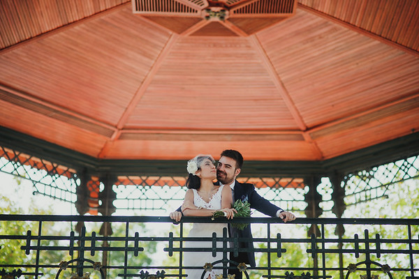 Hazar & Pedro Civil Wedding Ceremony