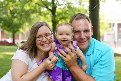 Hazel - Baby & Family Session