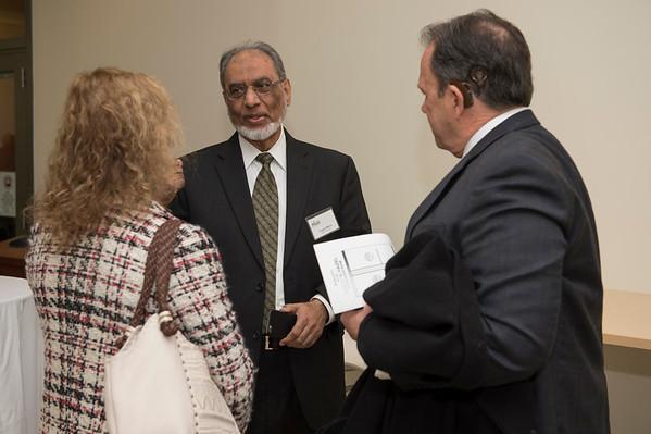 GMU Hazel Conference Room Dedication 2/11/16
