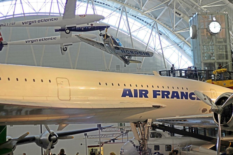 The Concorde!