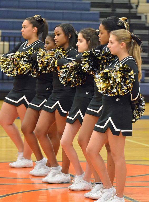 . Paul DiCicco - The News-Herald Photos from Beachwood\'s Garfield Heights District final against Lutheran East March 9. Lutheran East won, 72-62.