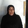 Sarah, 59, from Homs, lives in Bekaa, Lebanon