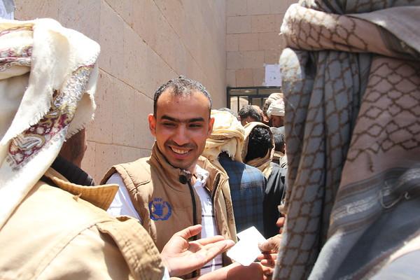 Helt I Felt Muath Abdo i Jemen