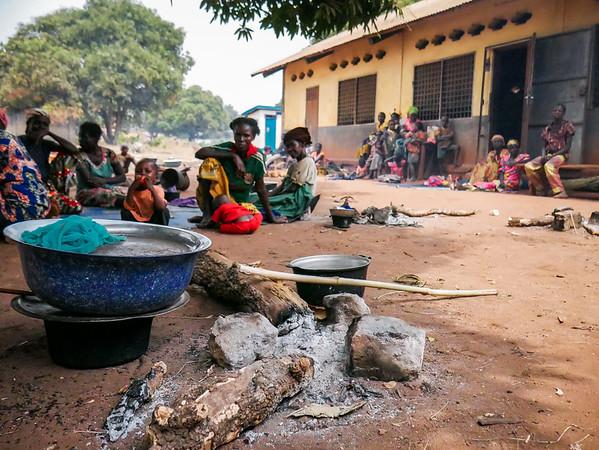 9. Central African Republic (CAR)