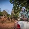 MINUSCA forces patrolling in Dekoa Photo: NRC/Jose Cendon