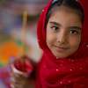 Sara Mohammadi – 7 years old.  She took part in an NRC-funded workshop named Peace Education through Art, in Teheran.