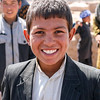 Young Boy At IDP Camp in Afghanistan