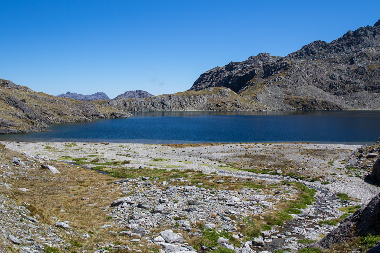 OTMC Five Pass Trip 2018 - Upper Beans Burn to Fohn Lakes