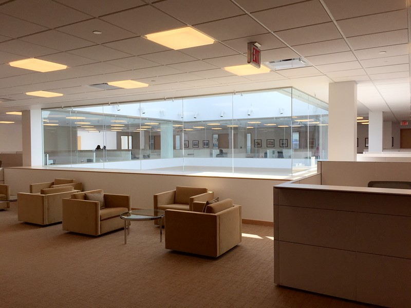 Institutional office space, Ismaili Centre, Toronto