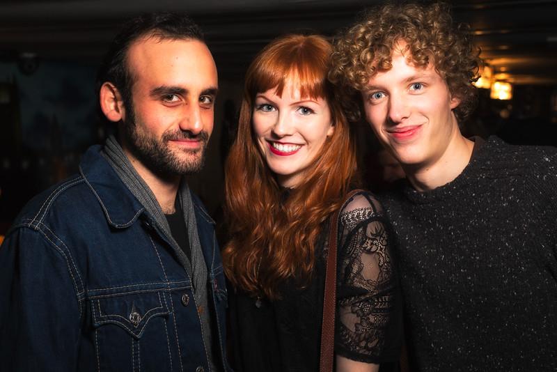 Josie Charlwood Trio - http://josiecharlwood.bandcamp.com/