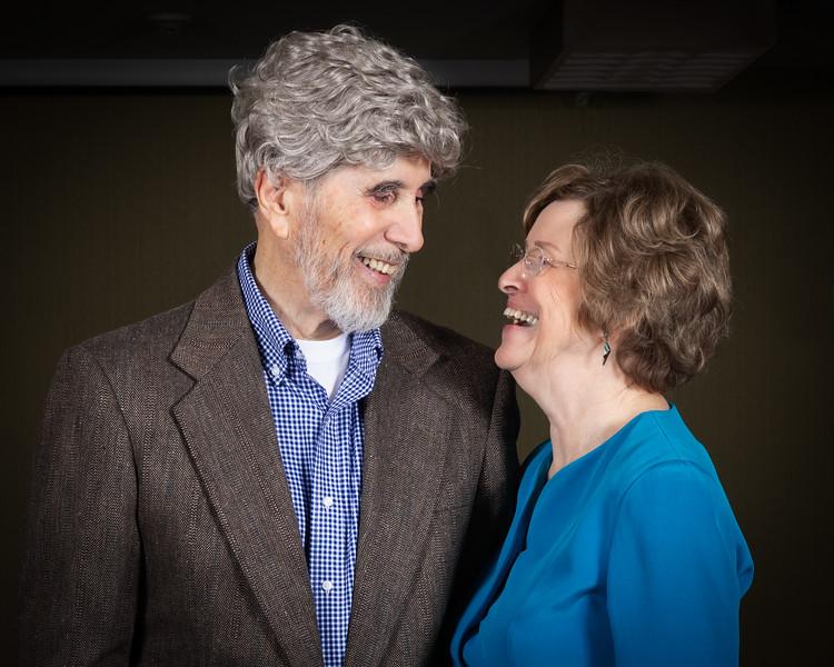 Rick and Linda
