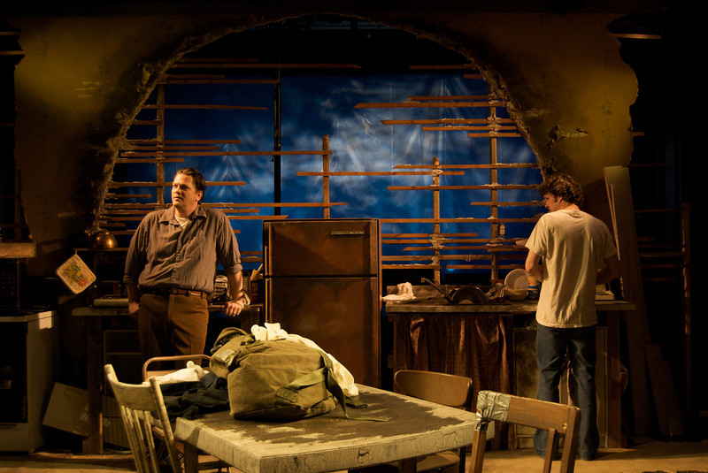Curse of the Starving Class - New Leaf Theatre, 2010<br /> <br /> Director: Kyra Lewandowski<br /> Lighting Design: Jared Moore<br /> Set Design: Michelle Lilly O'Brien