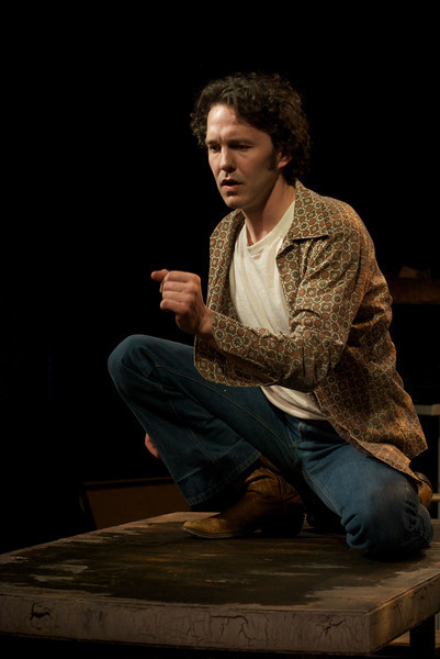 Curse of the Starving Class - New Leaf Theatre, 2010<br /> <br /> Layne Manzer<br /> Director: Kyra Lewandowski<br /> Lighting Design: Jared Moore<br /> Set Design: Michelle Lilly O'Brien