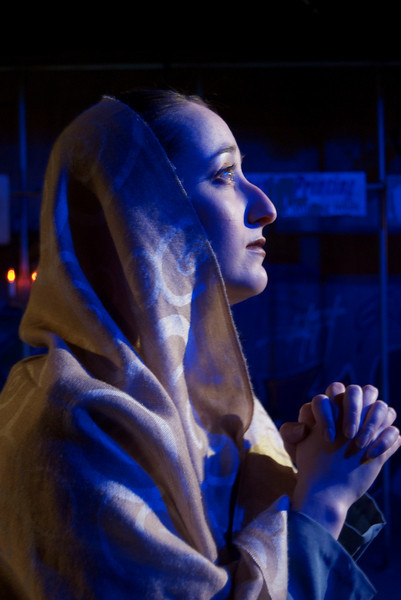 Measure For Measure, Promethean Theatre Ensemble, 2009 (Promotional Image)<br /> <br /> Beth Wolf