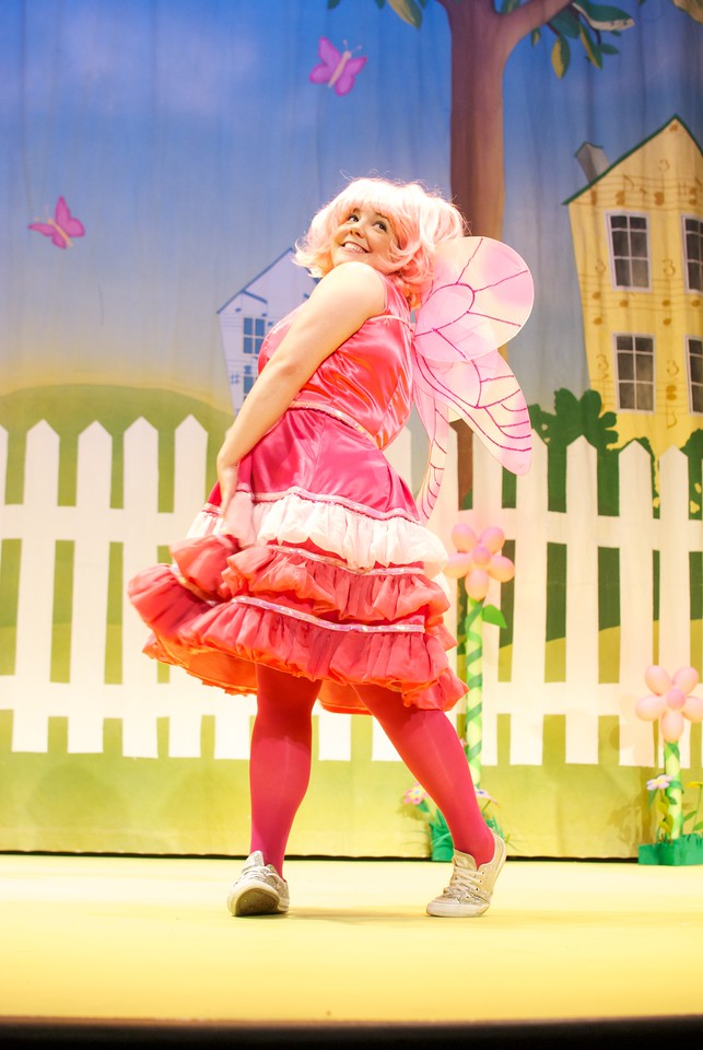Pinkalicious - Emerald City Theatre Co., 2011