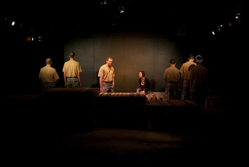Bury the Dead - Promethean Theatre Co., 2011