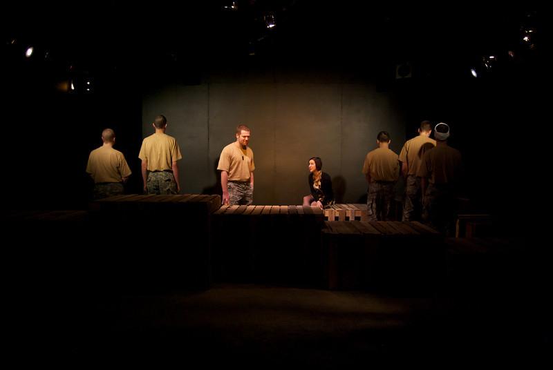Bury the Dead - Promethean Theatre Co., 2011