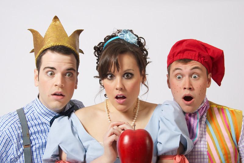 Snow White - Emerald City Theatre Co. (2011 Season Promotional Photo)