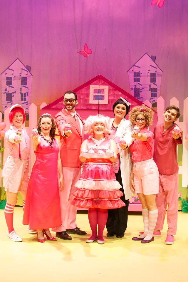 Pinkalicious - Emerald Theatre Co., 2011
