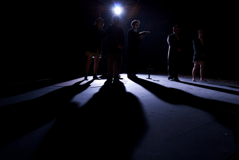 Spring Awakening - Promethean Theatre Ensemble, 2010<br /> <br /> Director: Stephen F. Murray<br /> Scenic Design: Aaron Menninga<br /> Costume Design: Emma Weber<br /> Lighting Design: Christine Ferriter