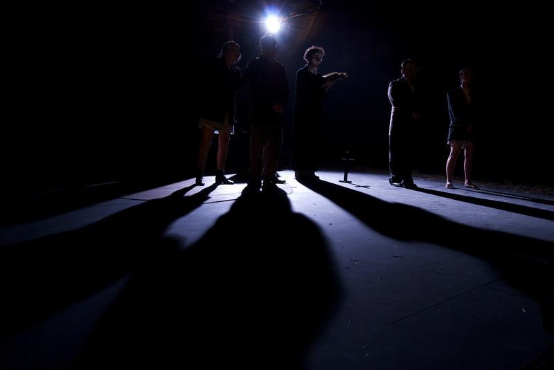 Spring Awakening - Promethean Theatre Ensemble, 2010<br /> <br /> Director: Stephen F. Murray<br /> Scenic Design: Aaron Menninga<br /> Costume Design: Emma Weber<br /> Lighting Design: Christine Ferriter