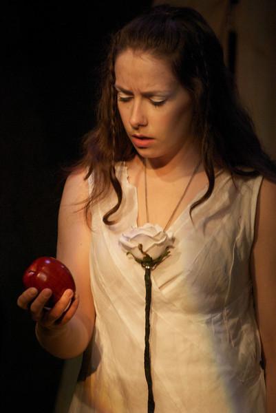 The Last Unicorn - Promethean Theatre Ensemble, 2009<br /> <br /> Kyla Embrey<br /> Director: Ed Rutherford<br /> Lighting Design: Sean Campbell