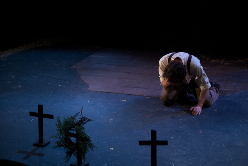 Spring Awakening - Promethean Theatre Ensemble, 2010<br /> <br /> Nick Lake<br /> Director: Stephen F. Murray<br /> Scenic Design: Aaron Menninga<br /> Costume Design: Emma Weber<br /> Lighting Design: Christine Ferriter