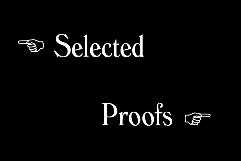 Selected-Proofs