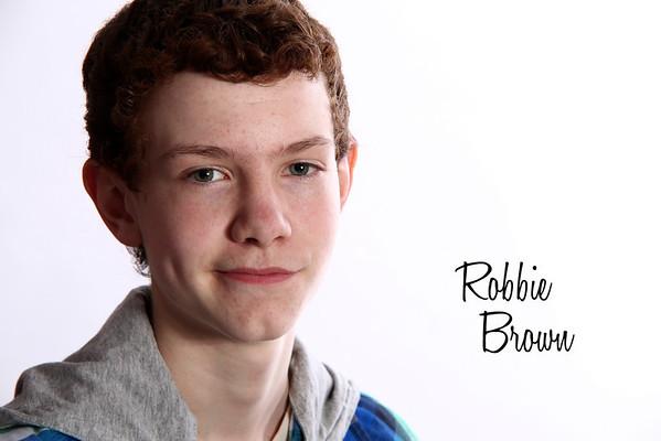 Robbie Brown