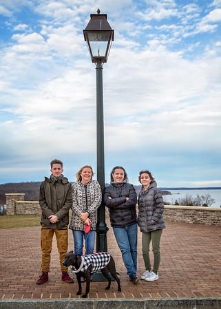Birgit Campana Family