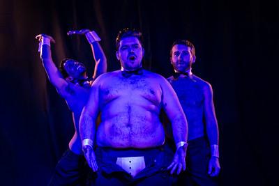 Hardish Bodies Promotional Photography