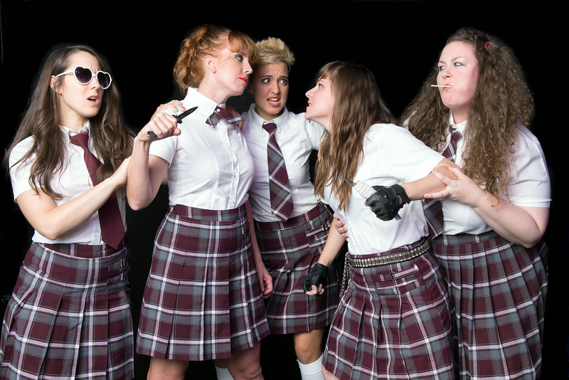 Reform School For Wayward Girls