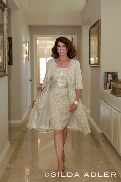 EVVA White Dress All Edits
