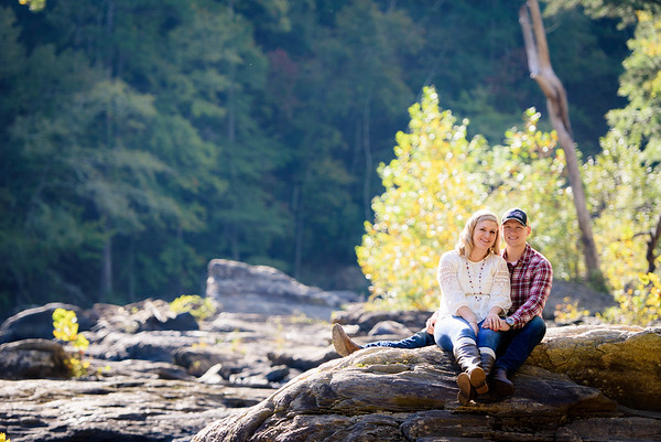 Gena + Ian Engagement Preview