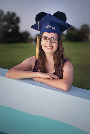Jessica Lovell Grad Photos