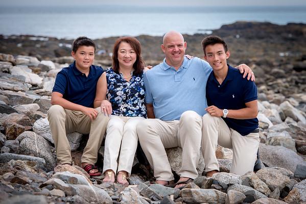 Lyons Family 8-30-15