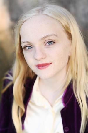 Teen Acting Headshot ~ Alexandra