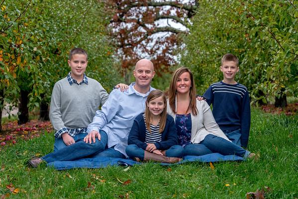 White Family 10-29-16